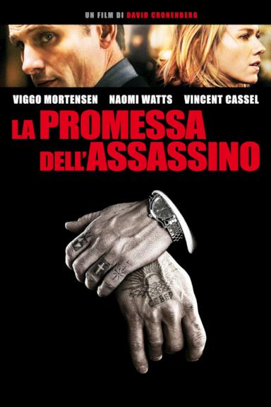 Poster La promessa dell'assassino
