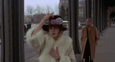 Ultimo tango a Parigi, una scena del film