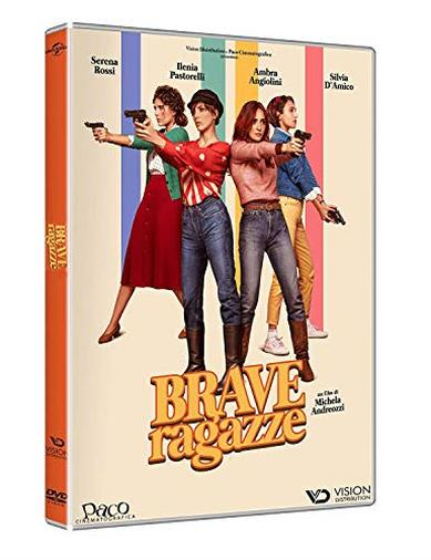 Brave Ragazze (DVD)