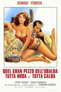 Poster Quel gran pezzo dell'Ubalda tutta nuda e tutta calda