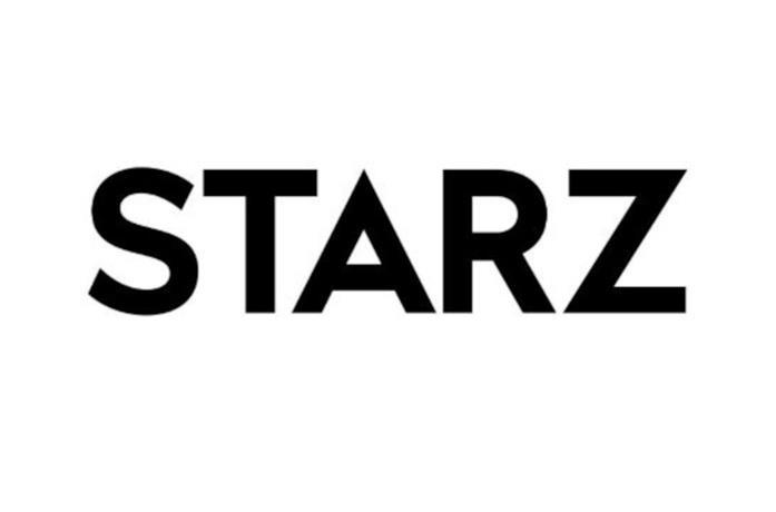 Il logo dell'emittente Starz