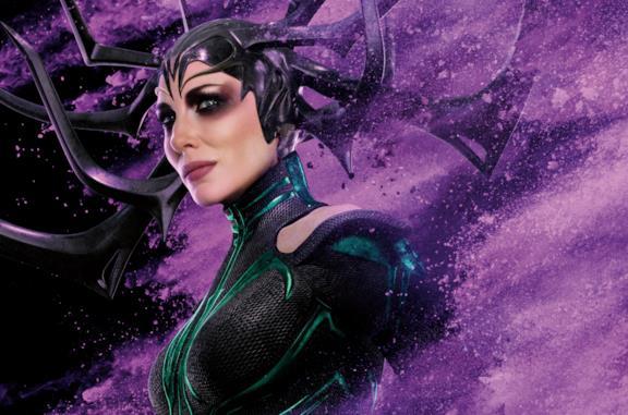 Cate Blanchett ha 'rubato' il martello di Thor e i pugnali di Tauriel dal set (perché lei è degna)