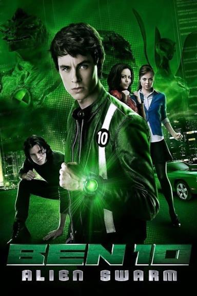 Poster Ben 10 Alien Swarm