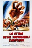 Poster La sfida degli invincibili campioni