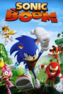 Poster Sonic Boom