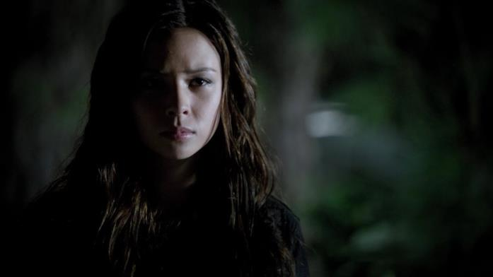 Malese Jow è Anna in The Vampire Diaries