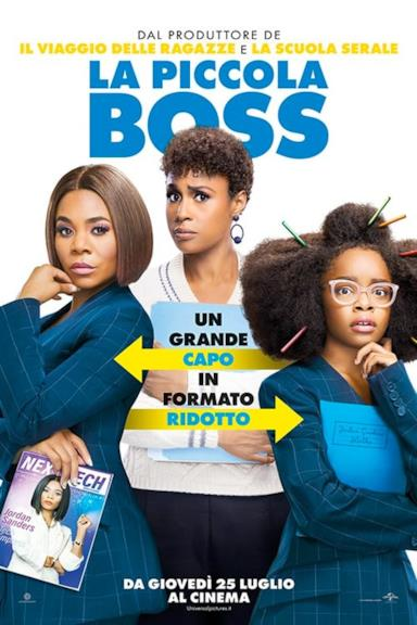 Poster La piccola boss