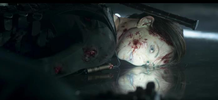 Charlize Theron a terra morta