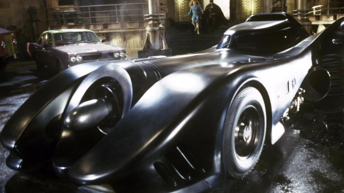 Batmobile, la storia dell'auto di Batman in un documentario disponibile online