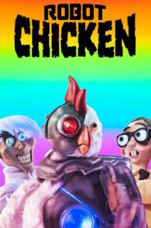 Poster Robot Chicken