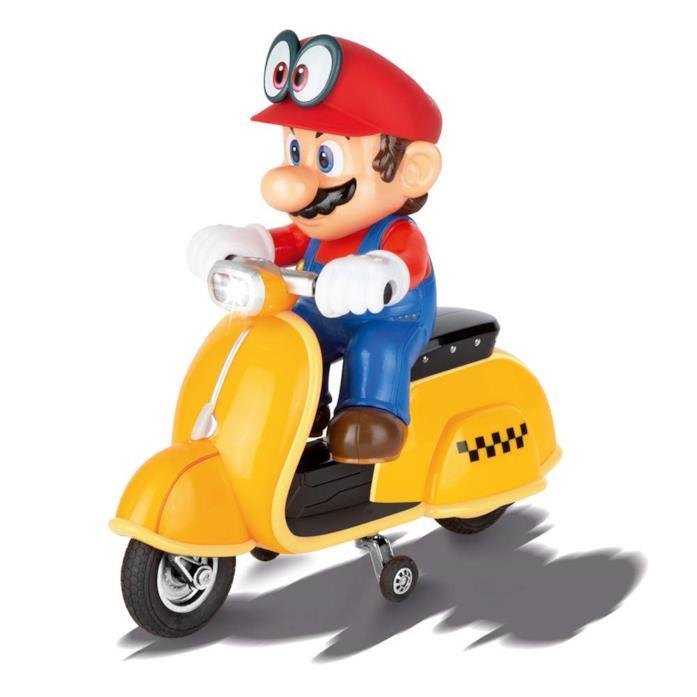 Lo scooter di Super Mario Odyssey di Carrera