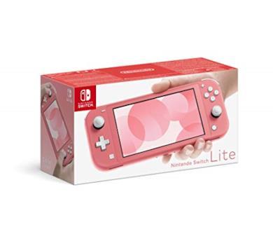 Nintendo Switch Lite, Corallo