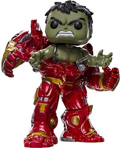 Funko Pop! Marvel Avengers Infinity War Hulk # 306 Busting out di Hulkbuster Esclusivo