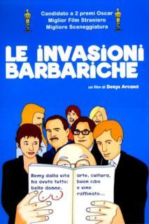 Poster Le invasioni barbariche