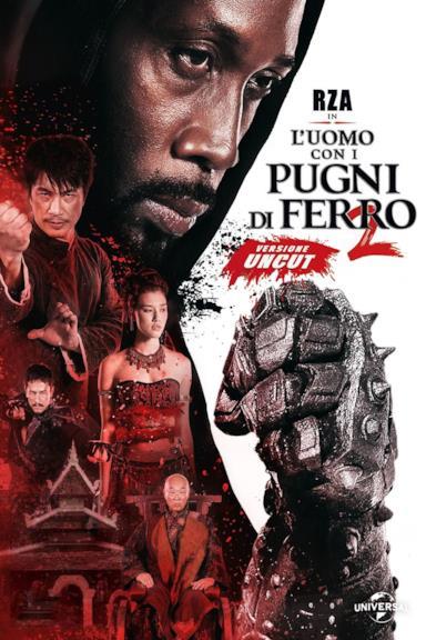 Poster L'uomo con i pugni di ferro 2