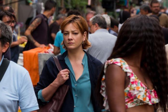 Napoli Velata: Giovanna Mezzogiorno in una scena del film