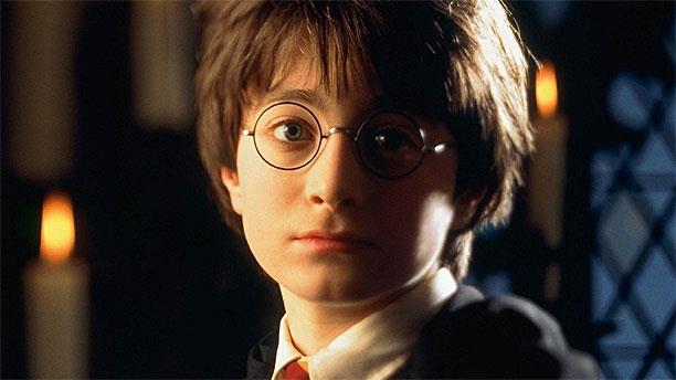 Daniel Radcliffe è Harry Potter