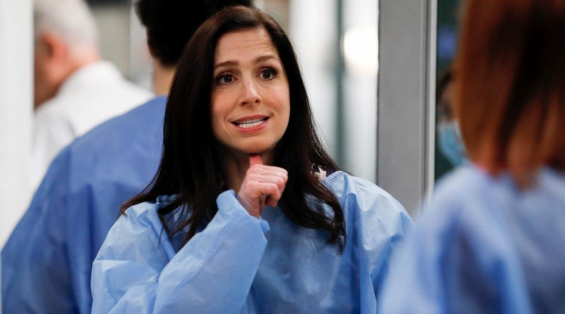 Il dottor Riley in Grey's Anatomy