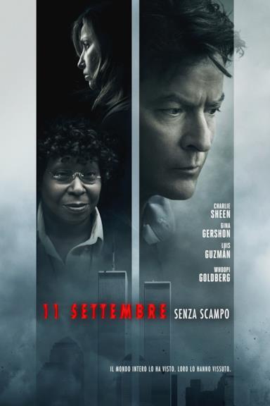 Poster 11 settembre: Senza scampo