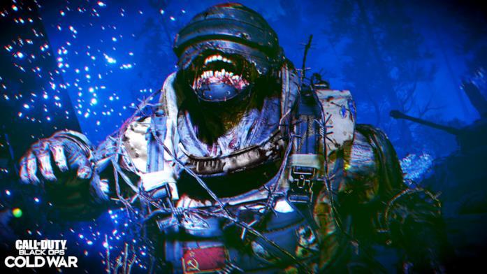 CoD Black Ops Cold War accoglie frotte di zombie in multiplayer