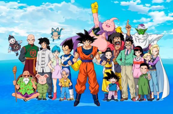 Dragon Ball anime