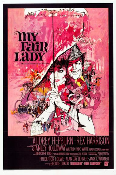 Poster My Fair Lady