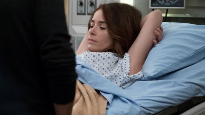 Abigail Spencer in Grey's Anatomy