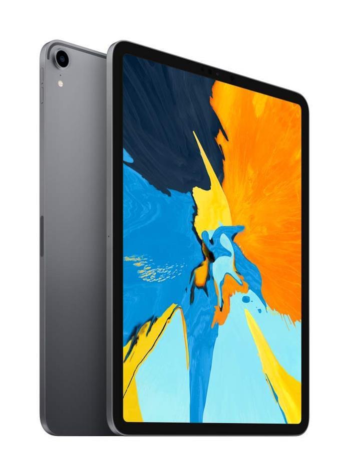 Immagine stampa di iPad Pro da 11 pollici
