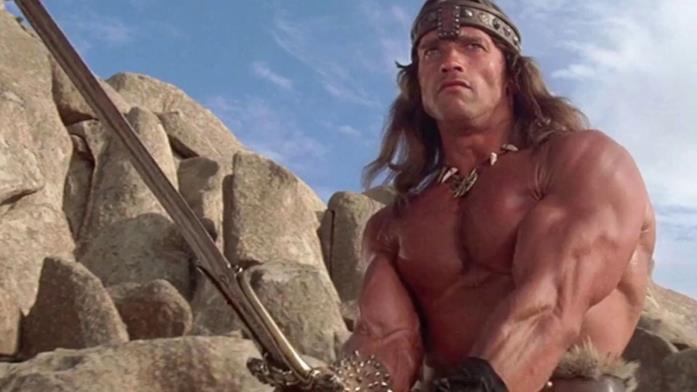 Un'immagine di Conan il Barbaro