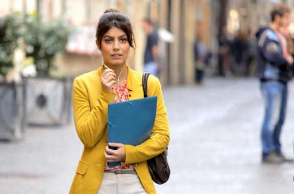 Alessandra Mastronardi è Carla Fracci: al via le riprese del film Carla