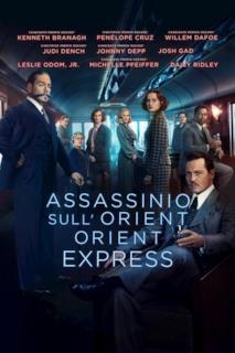 Poster Assassinio sull'Orient Express