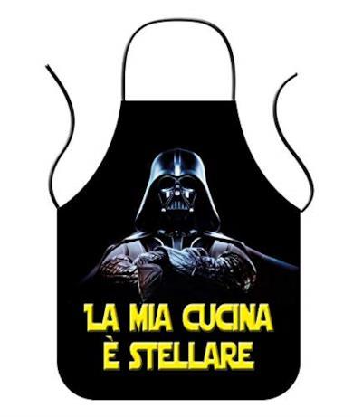 Grembiule da Cucina dedicato a Star Wars