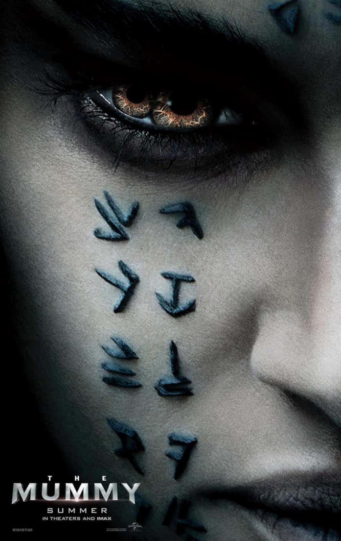 Il nuovo poster de La Mummia