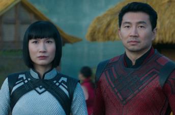 Xiaoling e Shang-Chi