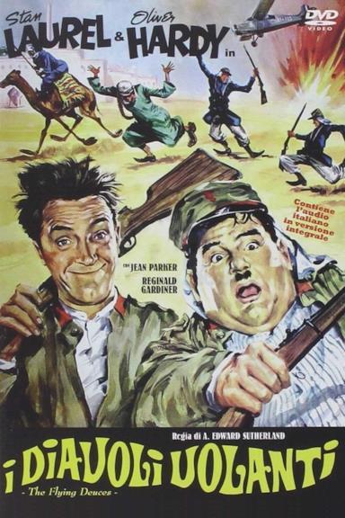 Poster I diavoli volanti