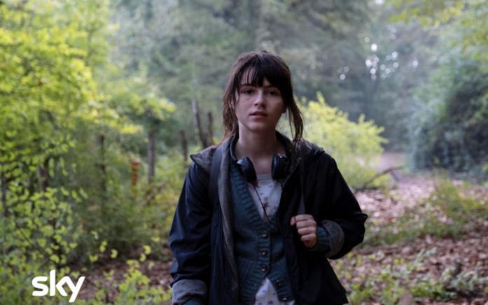 Anna: la protagonista della serie di Sky