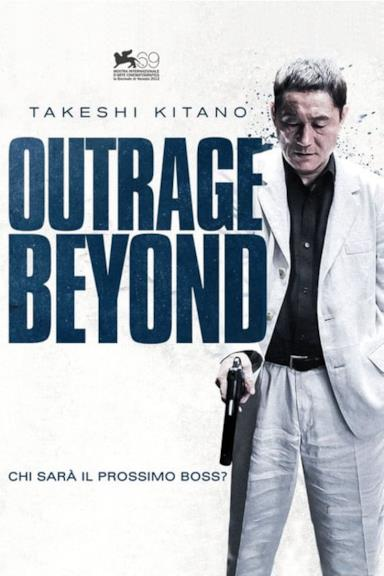 Poster Outrage Beyond