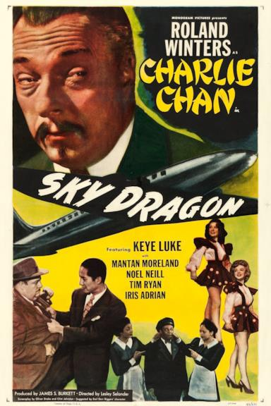 Poster Il drago volante