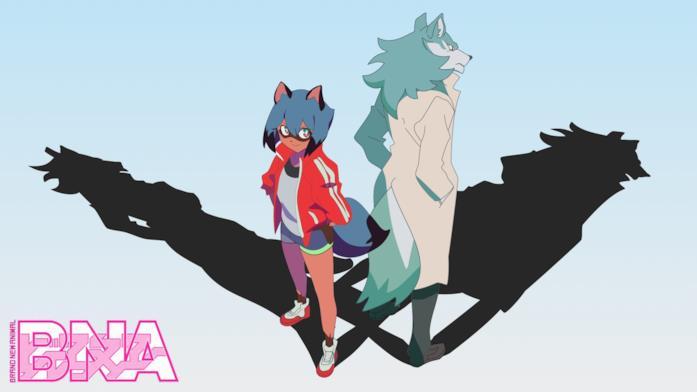 BNA Michiru e Shirou
