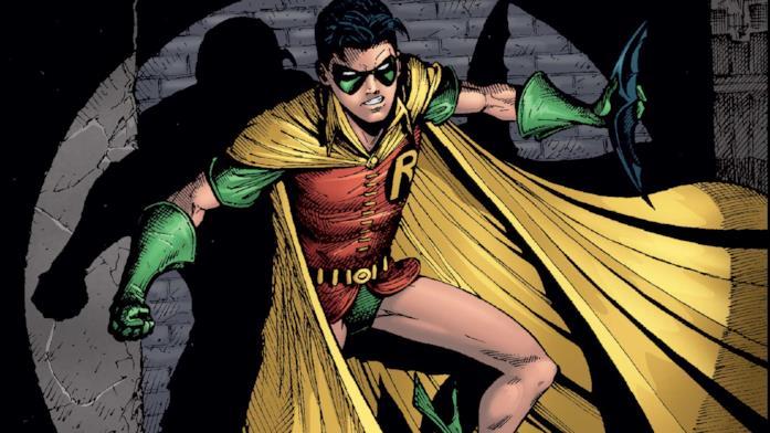 Immagine di Robin supereroe