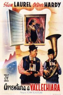 Poster Avventura a Vallechiara