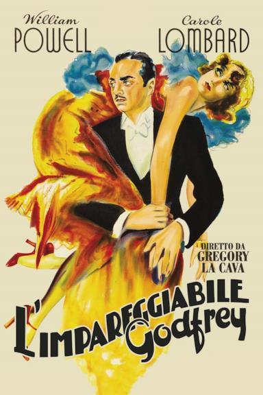 Poster L'impareggiabile Godfrey