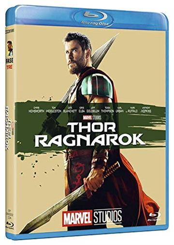 Cofanetto Blu-ray di Thor: Ragnarok