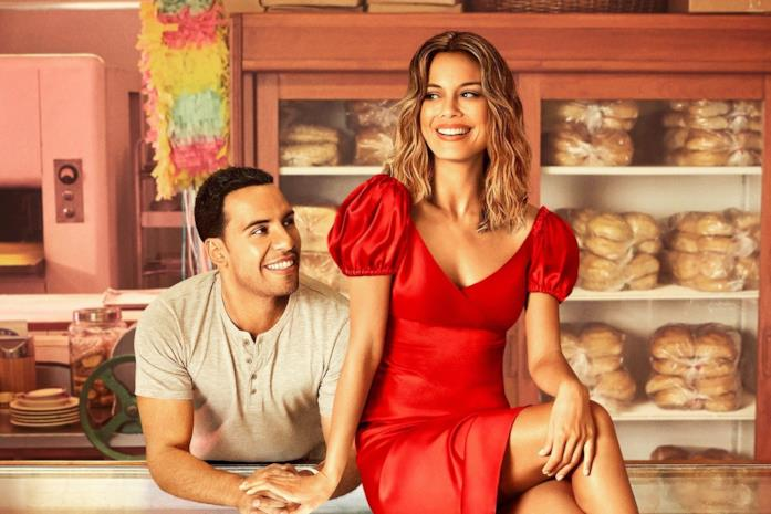Su Canale 5 arriva The Baker & the Beauty