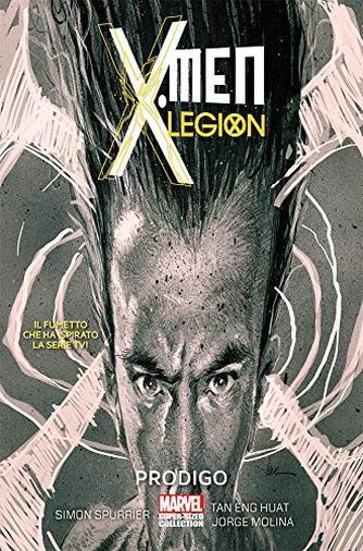 Prodigo. X-Men legion (Vol. 1)