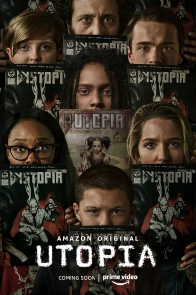 Utopia: cosa sappiamo della nuova serie Amazon Prime Video