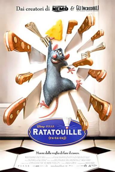 Poster Ratatouille