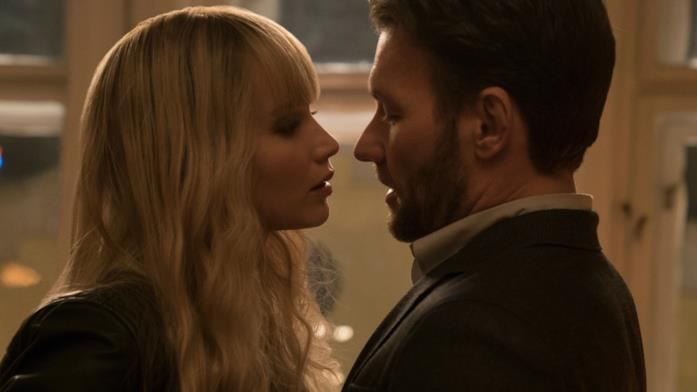 Red Sparrow, immagine ufficiale