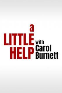 Poster A Little Help with Carol Burnett
