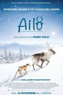 Poster Ailo - Un'avventura tra i ghiacci